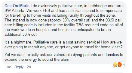 Palliative- Lethbridge